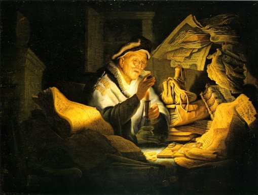 Image result for rembrandt writer