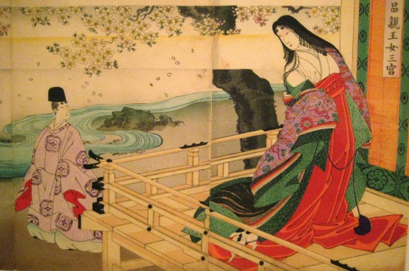 Image result for tale of genji
