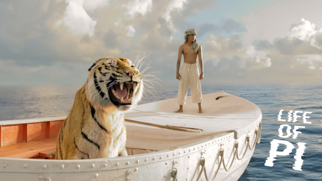 Rendered Bits: Life of Pi Wallpaper