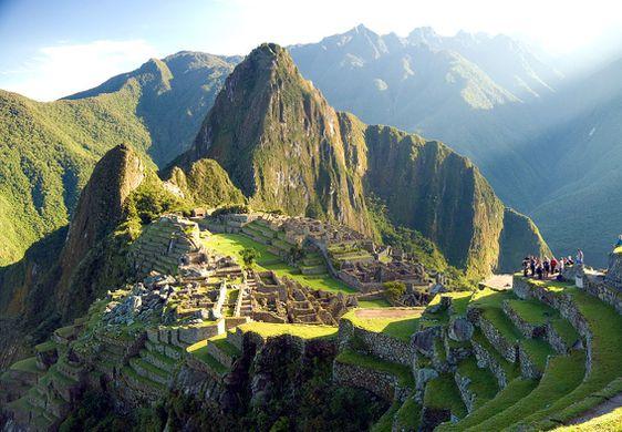Machu Picchu Peru - Most Famous Places